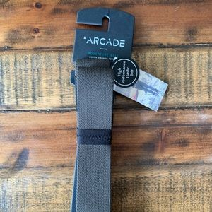 NWT Arcade Adventure Ranger Belt Medium Brown